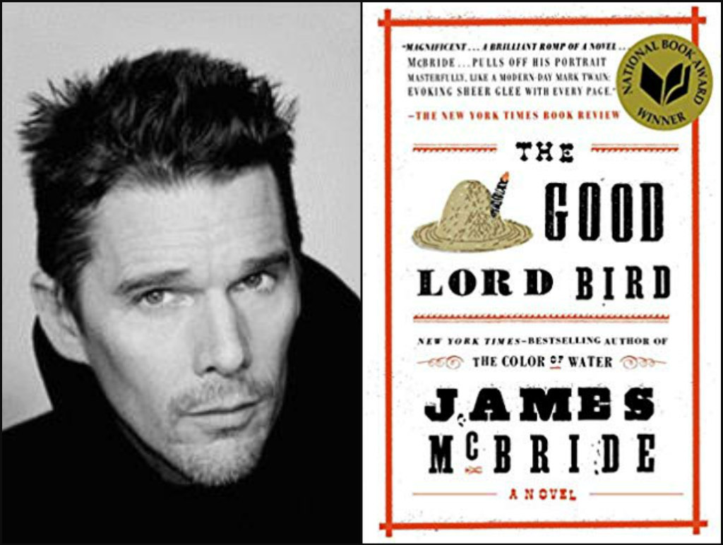 Ethan Hawke To Produce & Star In SHOWTIME's 'The Good Lord Bird ...