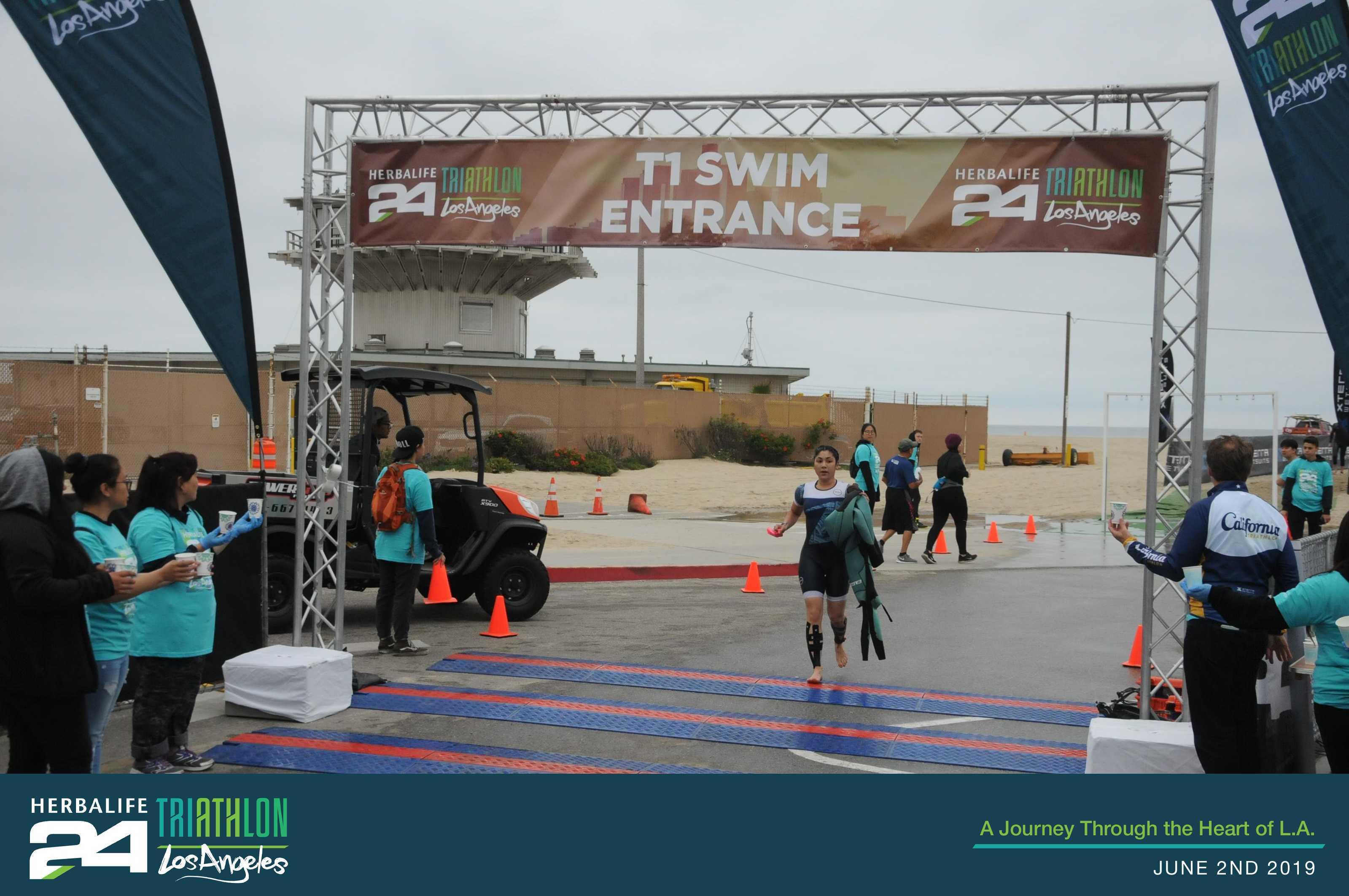 Race Spotlight: Herbalife24 Triathlon Los Angeles   LATF USA