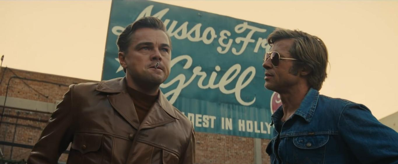 Once Upon a Time... in Hollywood, Lucas Mirabella, film reviews