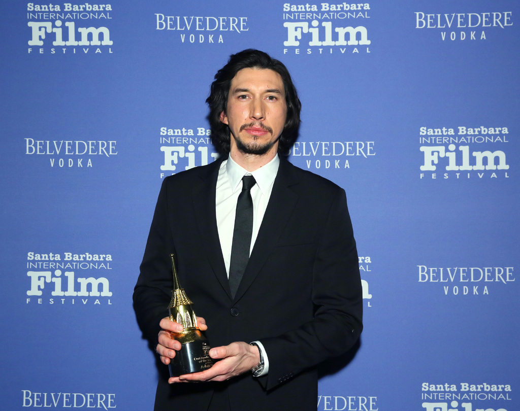 Getty Images for SBIFF, adam driver
