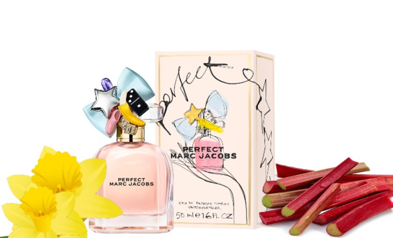 marc jacobs, perfect, fragrance, perfume