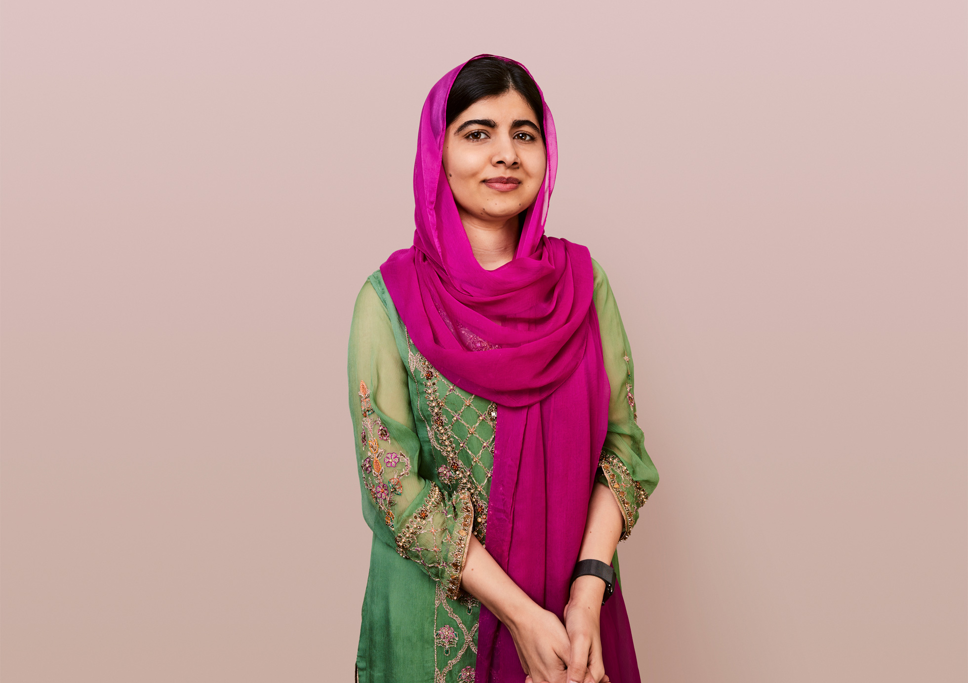 Nobel laureate Malala Yousafzai, apple tv+