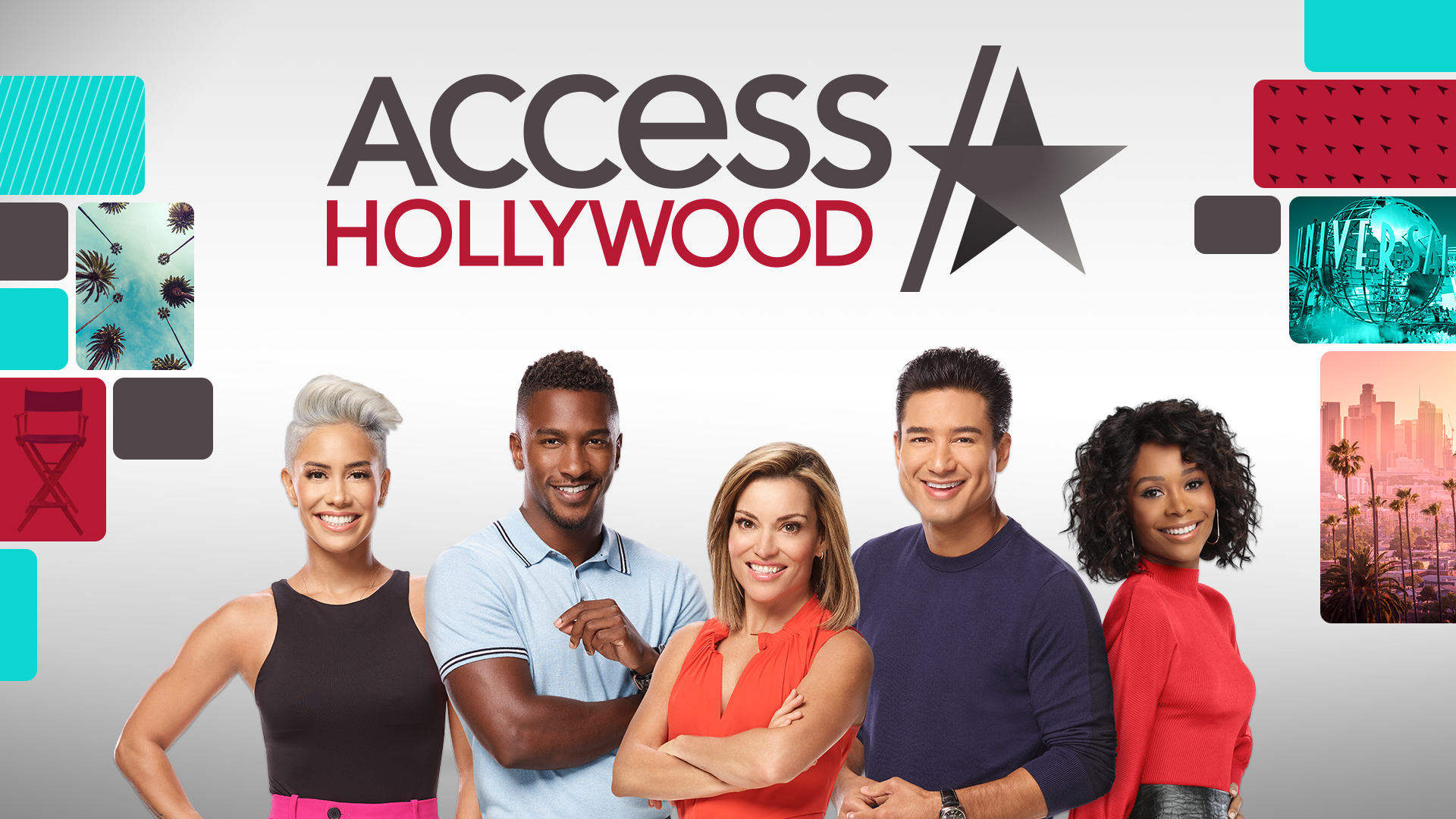 "NBCUNIVERSAL RENEWS ""ACCESS HOLLYWOOD"" AND ""ACCESS DAILY"" THROUGH 2025"